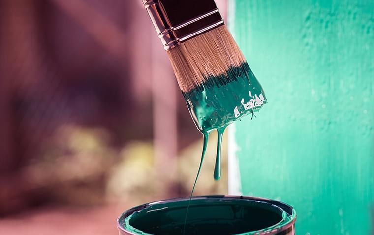 À propos<br /> d'Éco-Peinture