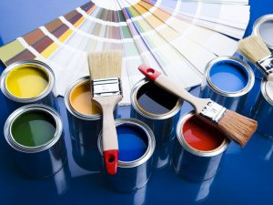 Types de peinture