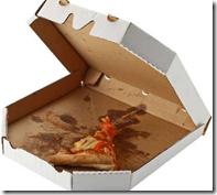 Boîte pizza