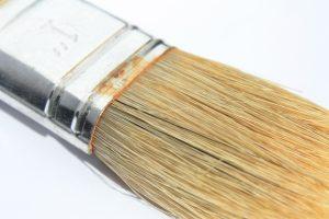 pinceau pour peinture