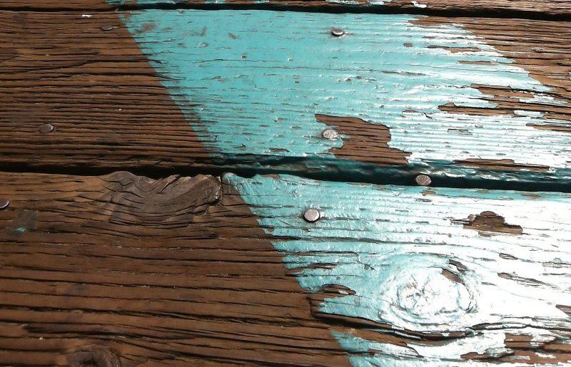 Peinturer du bois: comment faire?
