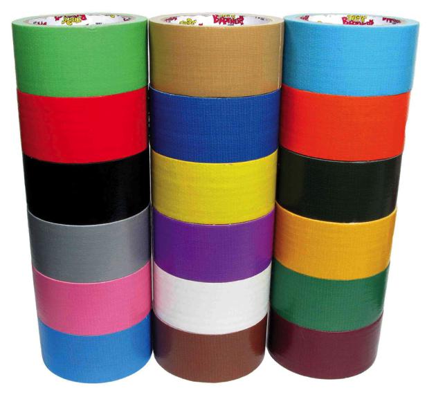 ruban adhésif de couleurs