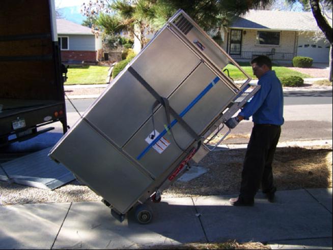 services de déménageurs