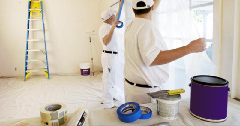Pourquoi confier votre projet de peinture à un peintre professionnel