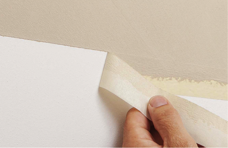 Comment retirer le ruban adhésif pour peinture