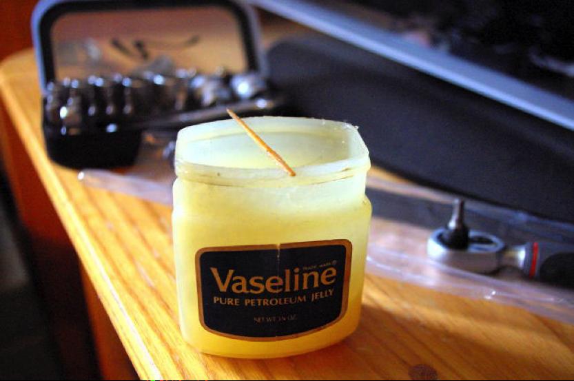 Vaseline pour travaux de peinture