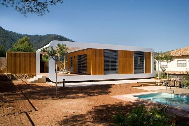 10 maisons écologiques qui vous feront rêver