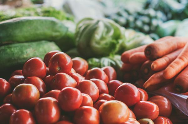 Légumes locaux pour réduire empreinte écologique