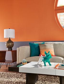 tendances couleurs printemps 2016 co peinture. Black Bedroom Furniture Sets. Home Design Ideas
