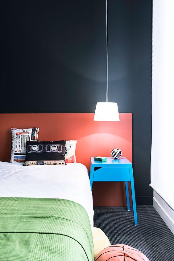 Style de lit murale