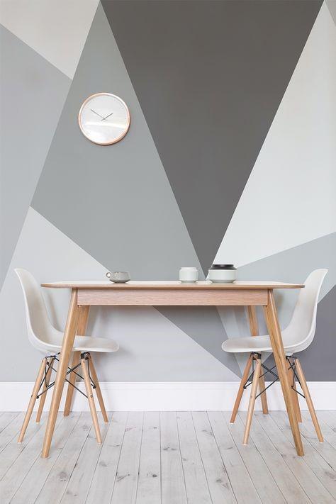 murale int rieure 91 id es qui ne manqueront pas de vous. Black Bedroom Furniture Sets. Home Design Ideas