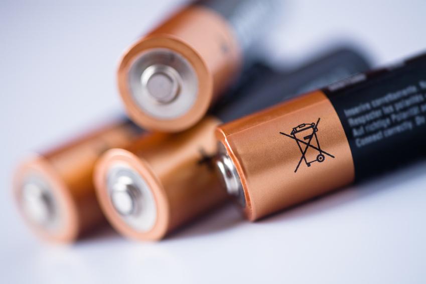 recyclage des batteries et des piles