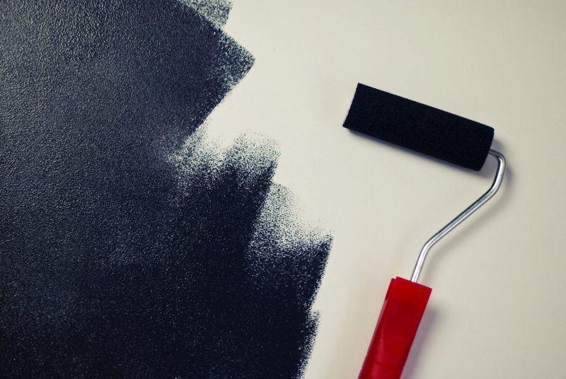 Rouleau à peinturer