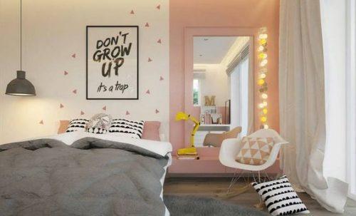 Créer une chambre d'ado fille en 4 étapes