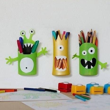 bricolage porte-crayons