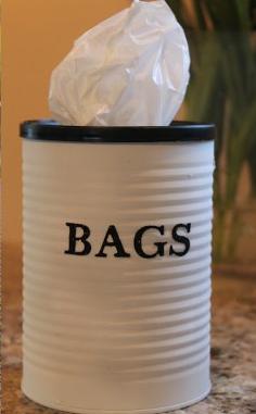 distributeur a sacs