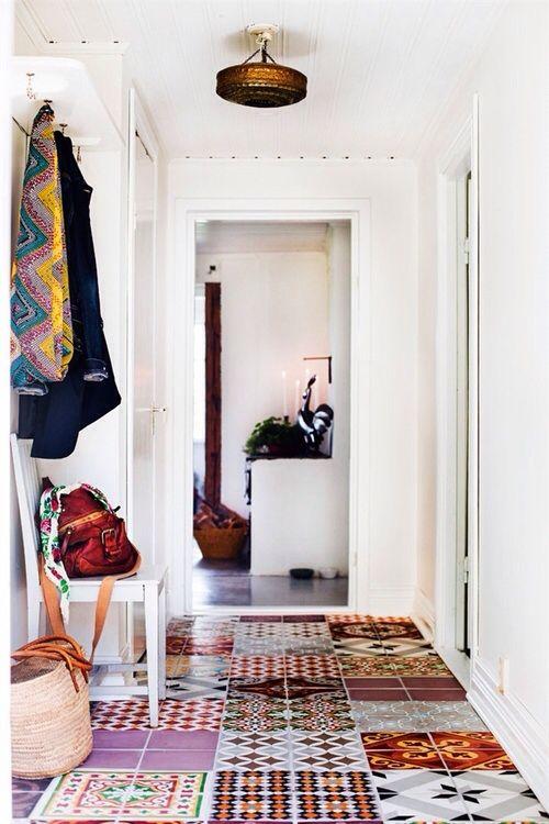 Liste d\'idées pour aménager votre hall d\'entrée | Éco-PeintureÉco ...