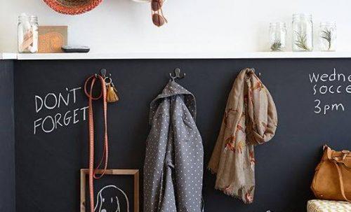 Liste d'idées pour aménager votre hall d'entrée