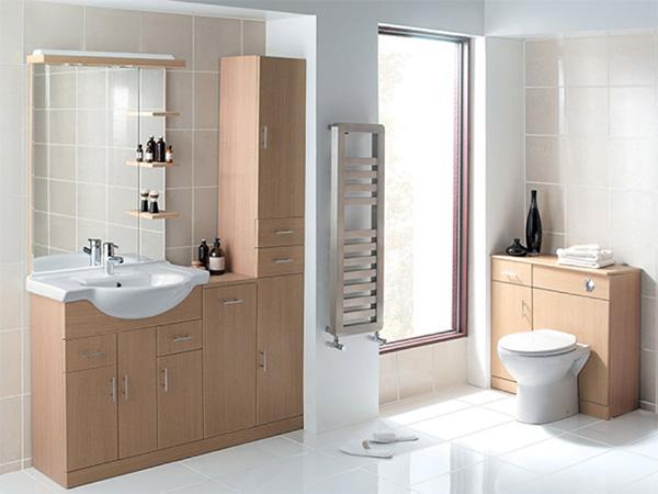 8 trucs pour faire paraître votre salle de bain beaucoup plus grande