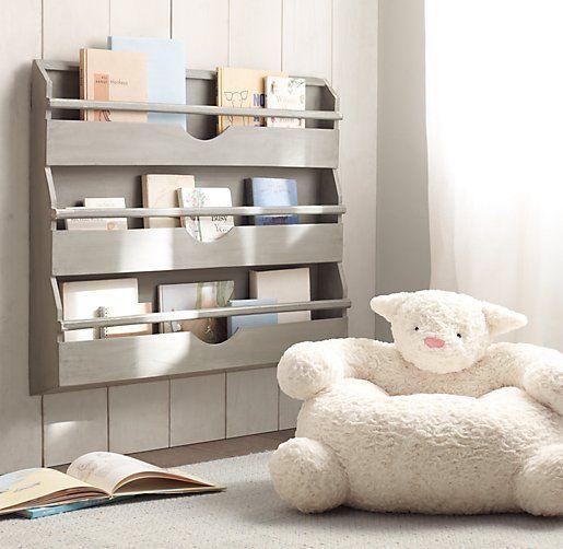 biblio chambre bébé