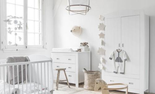 Liste d'inspirations pour créer une belle chambre de bébé