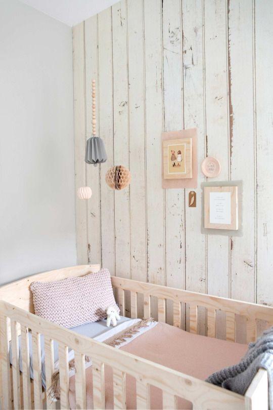 Liste d\'inspirations pour créer une belle chambre de bébé