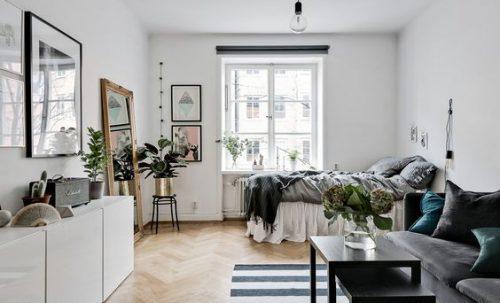 Agrandir une petite pièce : 5 astuces pour décorer un petit espace