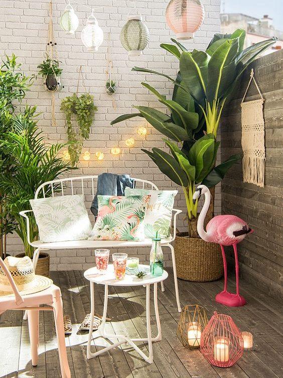 7 secrets pour l\'aménagement d\'une terrasse ou véranda