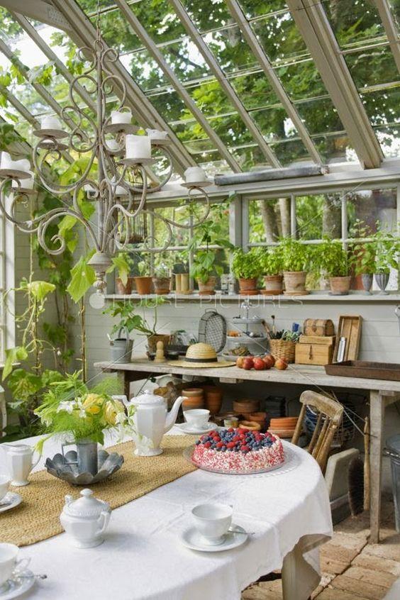 fines herbes veranda
