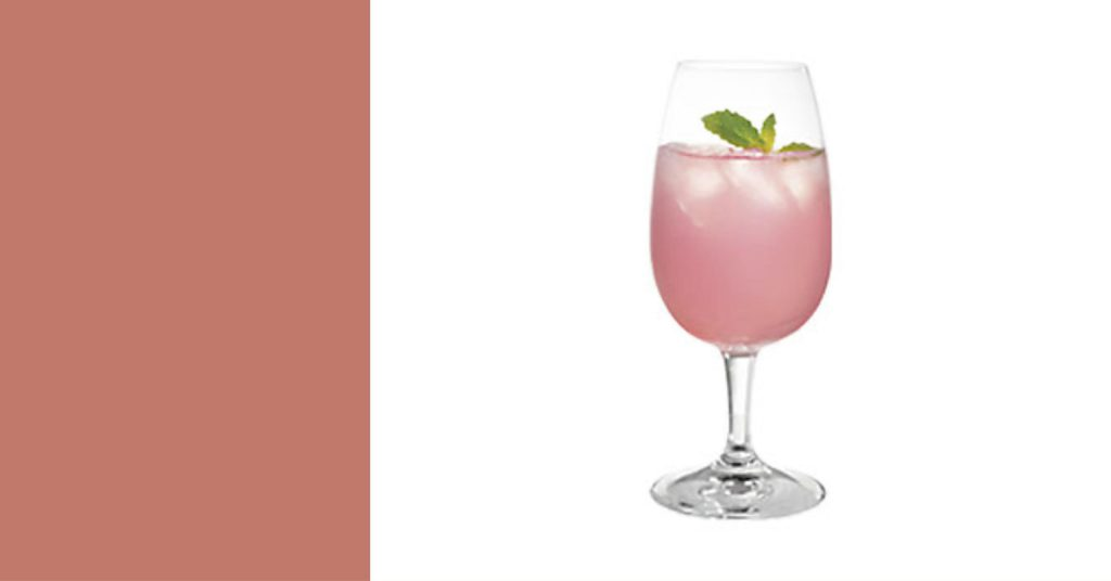 cocktail original rose
