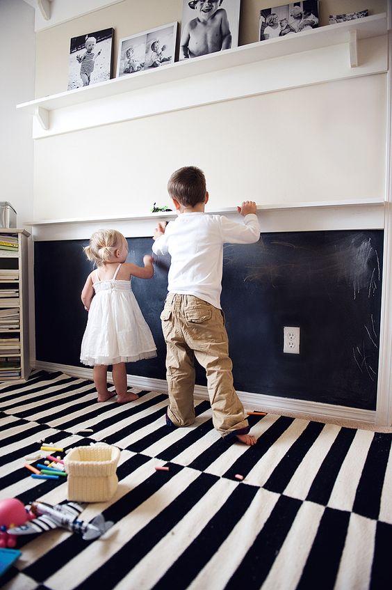 peinture tableau enfant salle de jeux