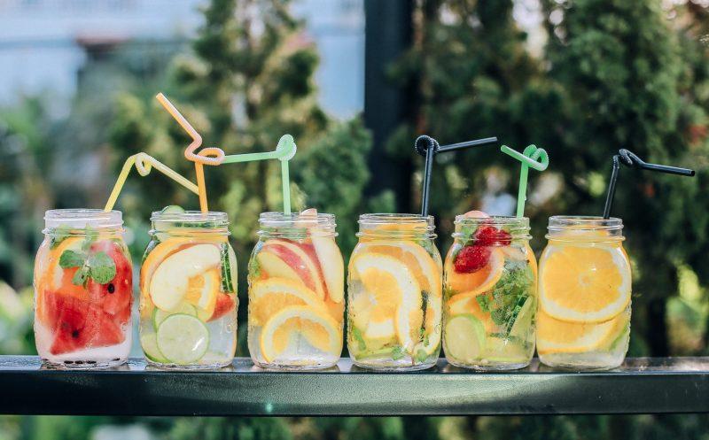 Un cocktail original pour chacune des couleurs tendance