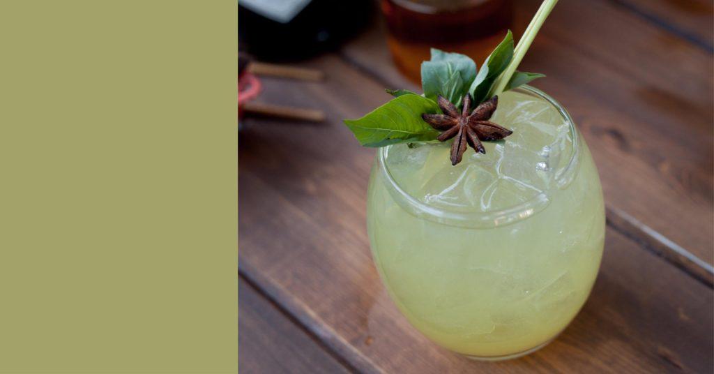 cocktail original vert