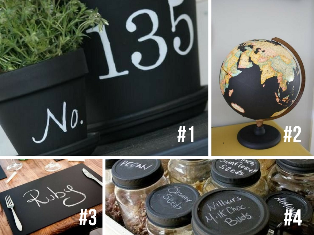 quoi faire quand il pleut 11 projets d co r aliser avec vos restants de peinture co. Black Bedroom Furniture Sets. Home Design Ideas
