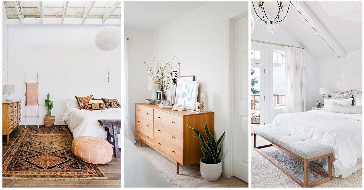 peinture blanche nos meilleures id es pour r ussir un d cor pur co peinture. Black Bedroom Furniture Sets. Home Design Ideas
