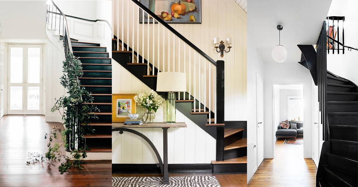 transformer un escalier changer un escalier de place. Black Bedroom Furniture Sets. Home Design Ideas