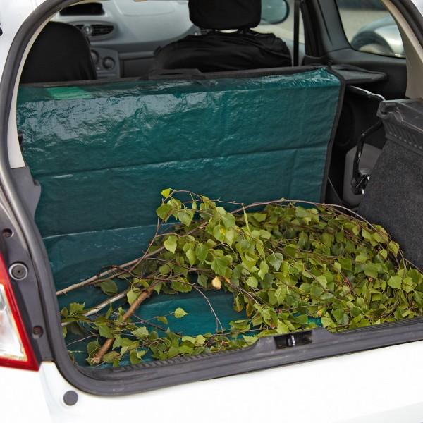 garder sa voiture propre en ajoutant une bâche dans sa valise