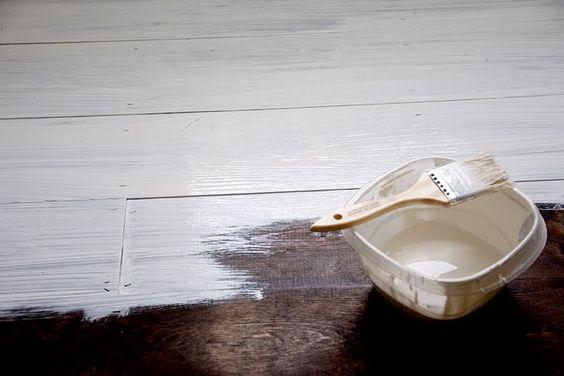Peinturer un plancher de bois : quoi faire et ne pas faire