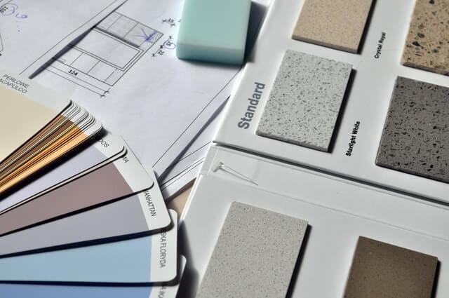 Économiser de la peinture en respectant le plan initial
