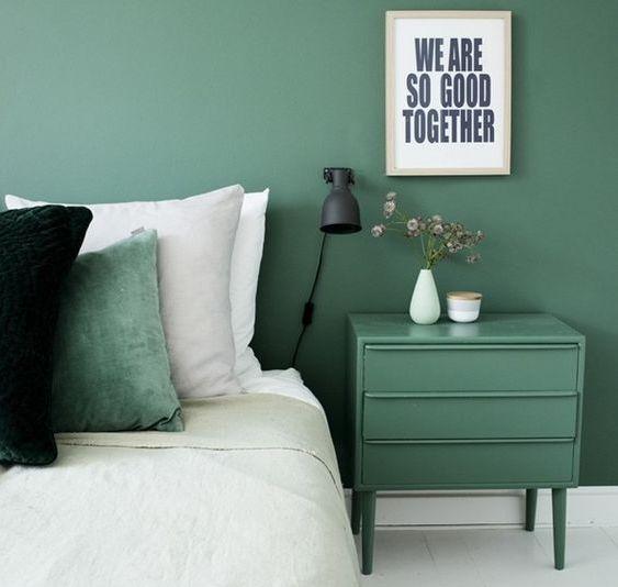 Les meilleures couleurs de peinture pour chambre selon votre personnalité
