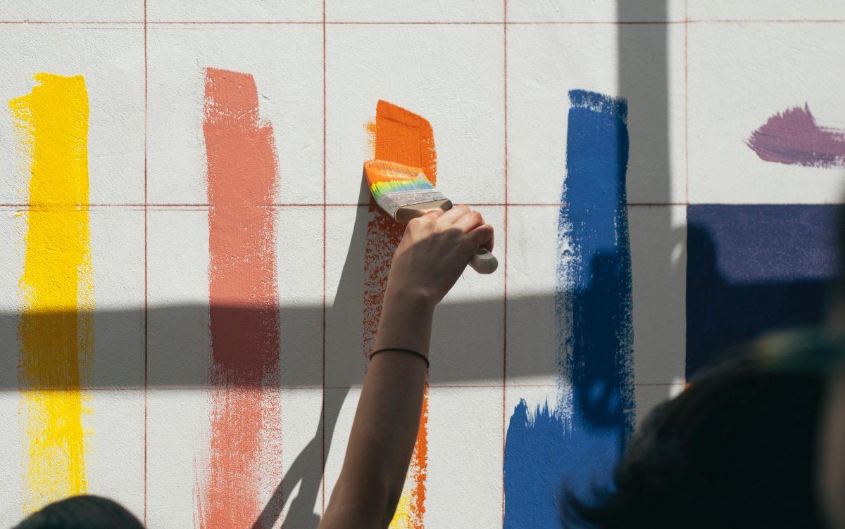 Réutiliser sa peinture : nos 7 meilleures idées