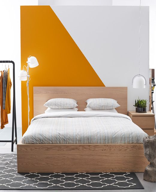 Peinture Orange Chambre