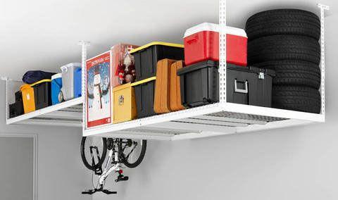 rangement plafond garage