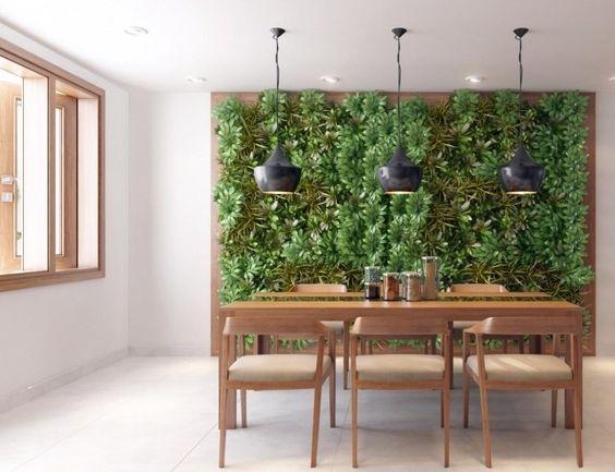 cadre plante vivante