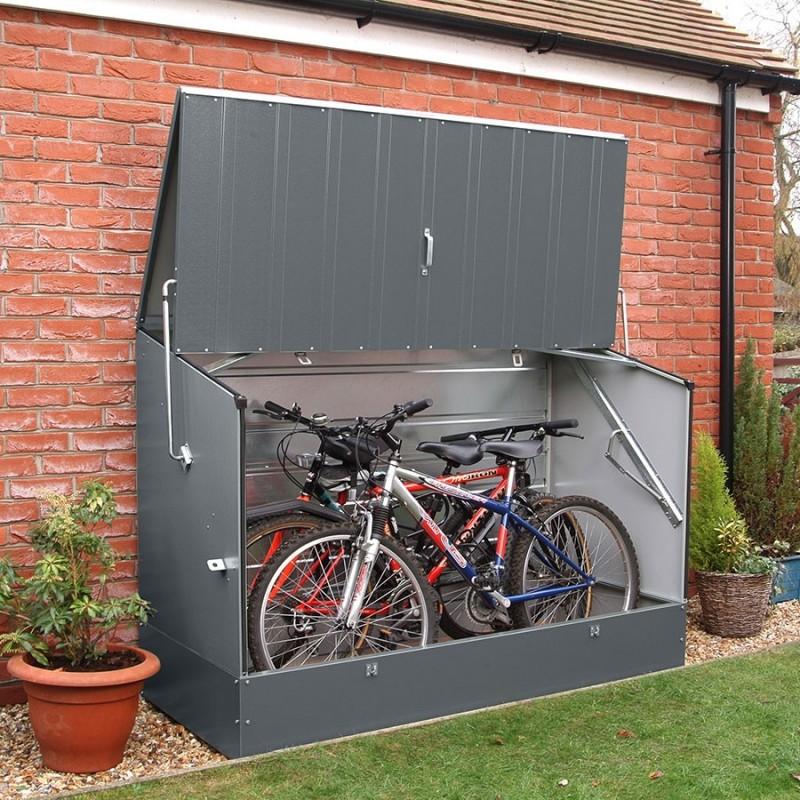 bac rangement exterieur garage