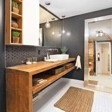 Idées déco pour salle de bain
