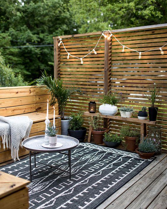 decor terrasse moderne