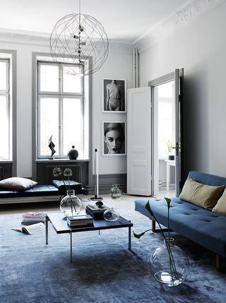Peinture grise : comment choisir la bonne nuance de gris