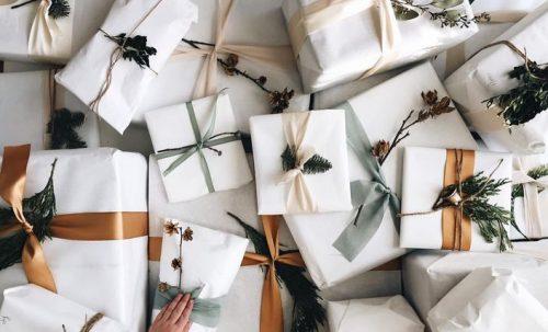 Noël : 6 emballages cadeaux plutôt écolos!