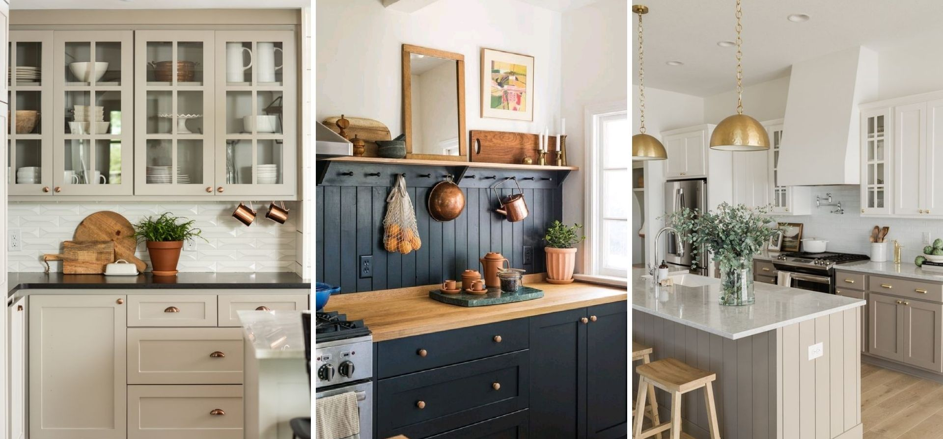 moulure sur armoire cuisine